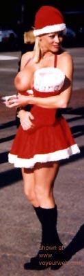 Pic #2 - Topless      Santa