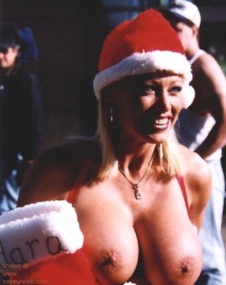 Pic #5 - Topless      Santa