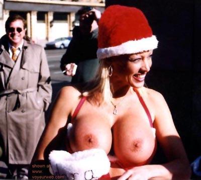 Pic #6 - Topless      Santa