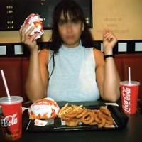 Donna      at Burgers