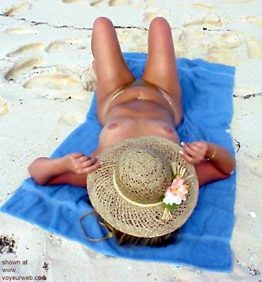 Pic #2 - Mary      Ann on the Beach