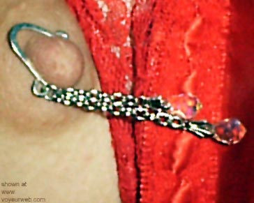 Pic #1 - Red      Lace in Chains