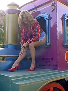 Pic #3 - KayDee      - The Trolley 2