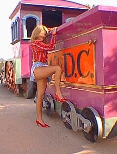Pic #7 - KayDee      - The Trolley 2