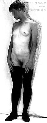Pic #2 - Wifey      in BW