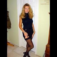 Blond      Wife in Black