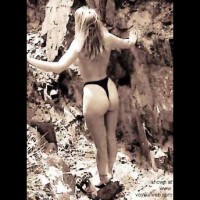 Shawna      on the Rocks