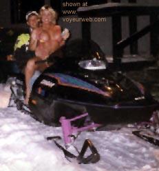 Pic #2 - Snowmobile
