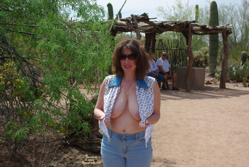 Pic #7 Pantieless Girl: Lisajane Out And About - Pantieless Girls
