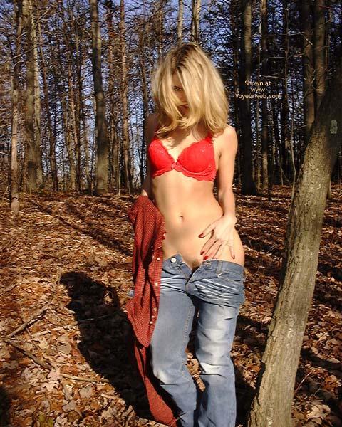 Pic #1 - *Bo Mistress Nina In The Woods