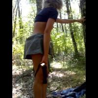 Greta In The Woods