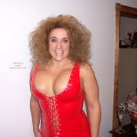 Slutty Red Dress