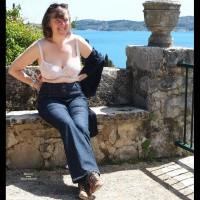 Topless Wife:Fun And Sun In Croatia - Topless Wives