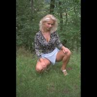 Nude Girl:*MFF Absolute Cutie Get Nude Outdoors - Nude Amateurs