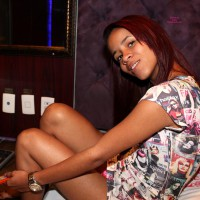 Wife's Friend Photos: Melody On A Stripper Pole