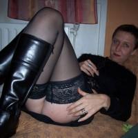 Mes Nouvelles Bottes/my New Boots
