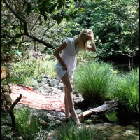 Nude Amateur:A Day At The River - Nude Amateurs