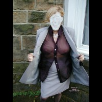 See Through   Sister In Law. 54 Year Old