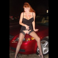 Sandy Redhead - Driven To Distraction!