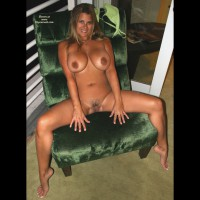 Spread Legs - Big Tits, Blonde Hair, Spread Legs