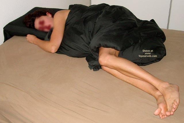 Pic #1 - Mature Lady Sleeping