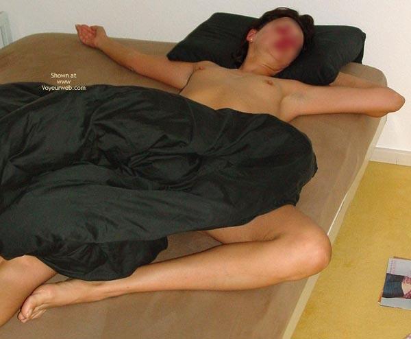 Pic #5 - Mature Lady Sleeping