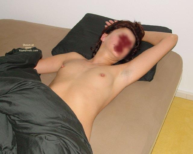 Pic #6 - Mature Lady Sleeping