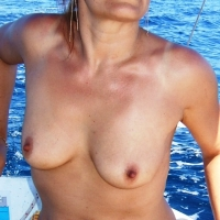 Nude Croatian Cruise - Big Tits, European And/or Ethnic, Outdoors
