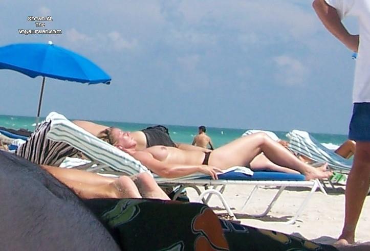 Pic #1 - Miami Beach , A Few Of The Girls From Miami Beach