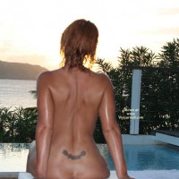 Sunset In St Barths