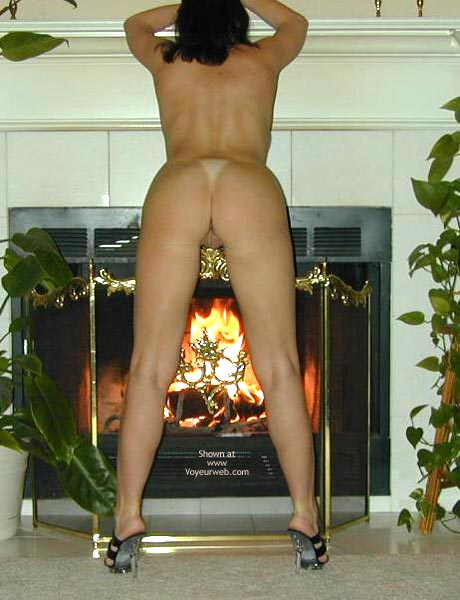 Pic #7 - Fireplace