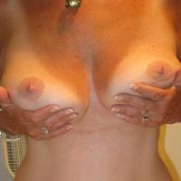 Israeli Girl's Tits