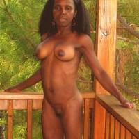 Nude on Deck