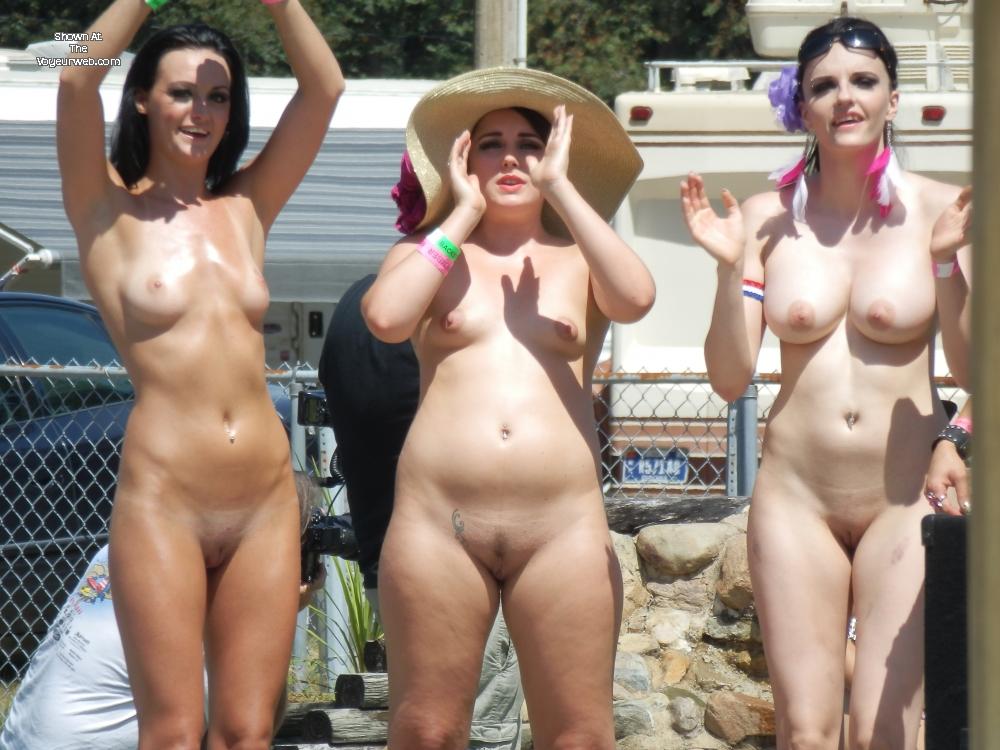 naked chav sluts
