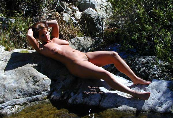 Pic #4 - *Ch Tm Hikes Nude At The State Park