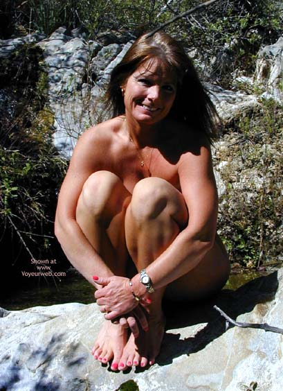 Pic #8 - *Ch Tm Hikes Nude At The State Park