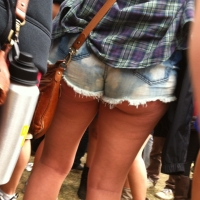 Outside Lands Short Shorts