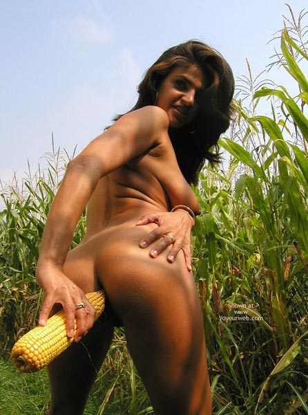 Pic #10 - Vanessa : The Field Of Corn