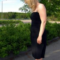 On The Road - Blonde, Flashing, Lingerie, Mature, Outdoors, Public Place, Small Tits, Public Exhibitionist