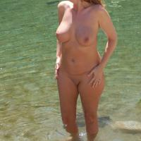 Fun at The River - Beach, Big Tits, Outdoors