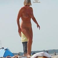 Beach Girls - Beach, Big Tits, Public Place