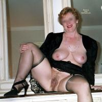 Grandmothers First Time - BBW, Big Tits, Bush Or Hairy, Toys, Mature