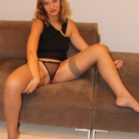 My Contri 2 - Lingerie, Blonde, European And/or Ethnic
