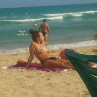 Madre e Hija - Beach