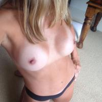 First Time! - Big Tits, Blonde, European And/or Ethnic, Lingerie, Big Ass