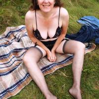 Autumn Sun - Big Tits, Lingerie, Mature
