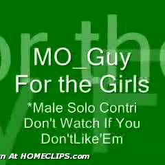M* Mo_guy For The Girls