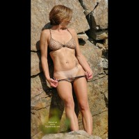 Hotwife Genevieve At A Quarry For Vw