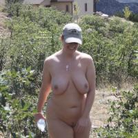Hiking - Big Tits