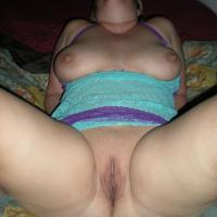 Spread Wife - Shaved